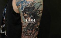 怎么通过纹身作品来看出师傅的手艺呢?